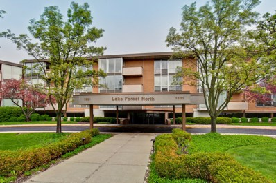 1301 N Western Avenue UNIT 233, Lake Forest, IL 60045 - MLS#: 09959518