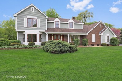 1673 Saddle Hill Road, Libertyville, IL 60048 - MLS#: 09959894
