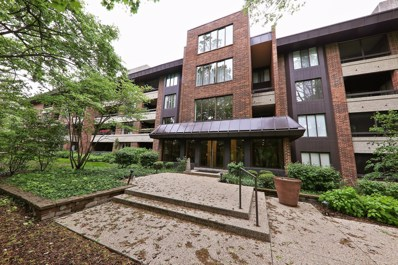 1401 Burr Oak Road UNIT 312B, Hinsdale, IL 60521 - MLS#: 09959909