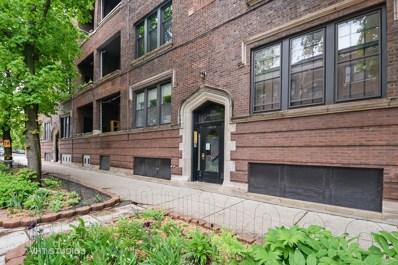 1346 W Rosemont Avenue UNIT 2, Chicago, IL 60660 - MLS#: 09960017