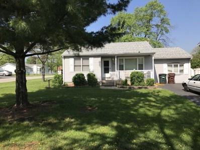 15952 LATROBE Avenue, Oak Forest, IL 60452 - MLS#: 09960395