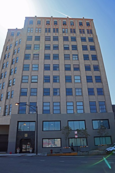 1550 S Blue Island Avenue UNIT 523, Chicago, IL 60608 - MLS#: 09960679