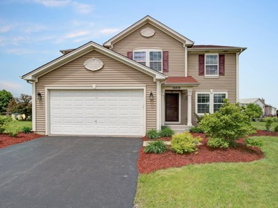 16404 Fox Creek Lane, Plainfield, IL 60586 - #: 09960898