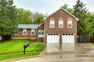 1037 Warwick Circle SOUTH, Hoffman Estates, IL 60169 - MLS#: 09961104