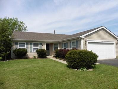 1390 Fountain Green Drive, Crystal Lake, IL 60014 - MLS#: 09961937