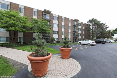 140 W Wood Street UNIT 329, Palatine, IL 60067 - MLS#: 09962327
