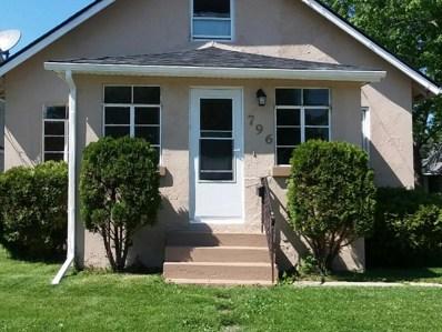 796 Parkway Avenue, Elgin, IL 60120 - MLS#: 09962645
