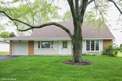 600 NORTHVIEW Lane, Hoffman Estates, IL 60169 - MLS#: 09962699