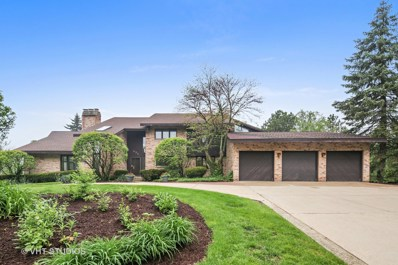 1 Regent Court, Burr Ridge, IL 60527 - MLS#: 09962799