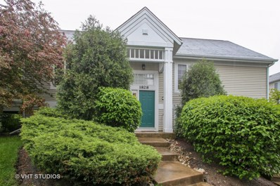 1828 Concord Drive UNIT 1828, Glendale Heights, IL 60139 - MLS#: 09963332