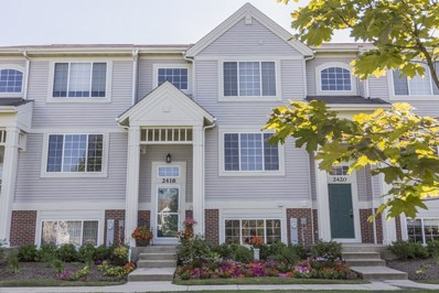 2418 Daybreak Court, Elgin, IL 60123 - MLS#: 09963449