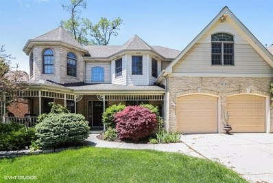 816 TIMBER RIDGE Court, Westmont, IL 60559 - #: 09963487