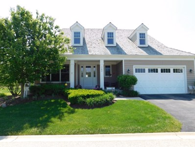 1249 Redtail Circle, Woodstock, IL 60098 - #: 09963522