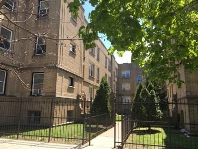 1707 W WALLEN Avenue UNIT 1G, Chicago, IL 60626 - MLS#: 09963563