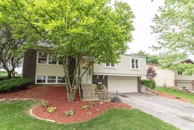 8128 Carolwood Lane, Woodridge, IL 60517 - MLS#: 09963827