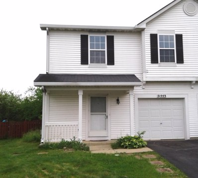 21553 Fulton Court, Plainfield, IL 60544 - MLS#: 09963992