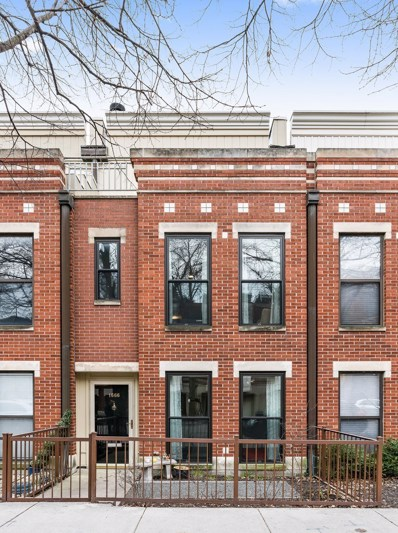 1666 N Bissell Street, Chicago, IL 60614 - MLS#: 09964644