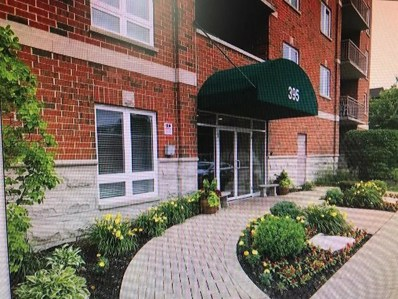395 GRACELAND Avenue UNIT 701, Des Plaines, IL 60016 - MLS#: 09964707