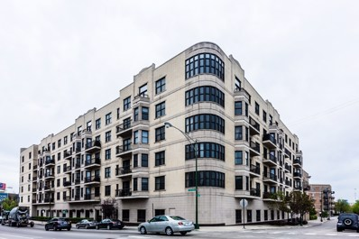 520 N HALSTED Street UNIT 309, Chicago, IL 60642 - MLS#: 09964854