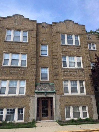 1118 Harrison Street UNIT 3, Oak Park, IL 60304 - MLS#: 09964967