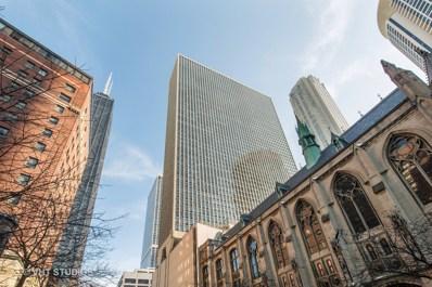 111 E Chestnut Street UNIT 24J, Chicago, IL 60611 - MLS#: 09964970