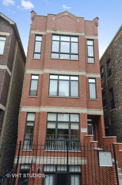 1503 N Bosworth Avenue UNIT 3, Chicago, IL 60622 - MLS#: 09965318