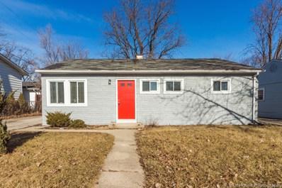 1638 W Glen Flora Avenue, Waukegan, IL 60085 - MLS#: 09965380