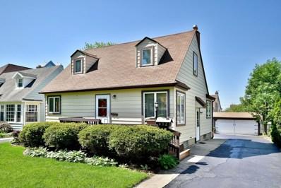 452 W Verret Street, Elmhurst, IL 60126 - #: 09965407