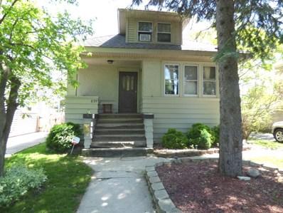 835 Goodwin Drive, Park Ridge, IL 60068 - MLS#: 09965687