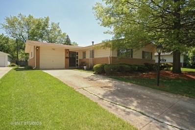 417 Sherman Street, Park Forest, IL 60466 - MLS#: 09965959