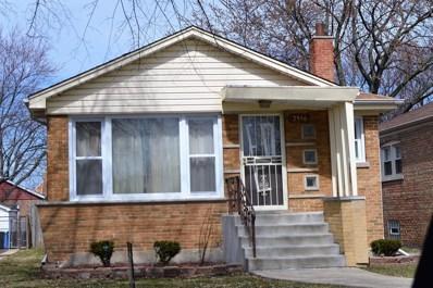 2556 W 119th Street, Chicago, IL 60655 - MLS#: 09966013