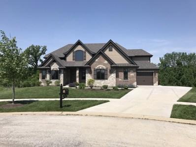 12630 Whisper Creek Way, Mokena, IL 60448 - MLS#: 09966114