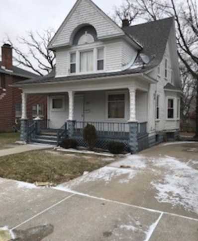 1643 Euclid Avenue, Chicago Heights, IL 60411 - MLS#: 09966142