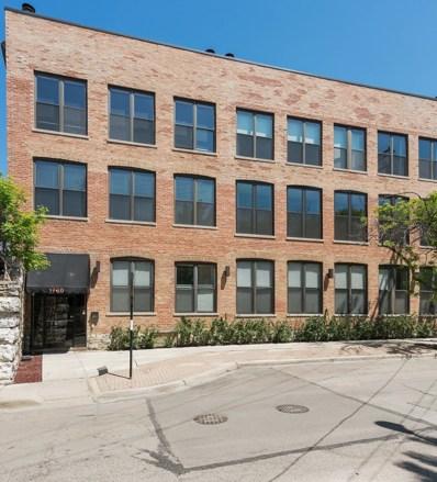 1760 W WRIGHTWOOD Avenue UNIT 205, Chicago, IL 60614 - MLS#: 09966229