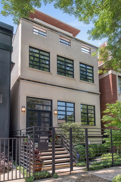 1858 N Howe Street, Chicago, IL 60614 - MLS#: 09966510