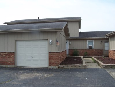 1128 Lillian Lane UNIT 1128, Sandwich, IL 60548 - MLS#: 09966852