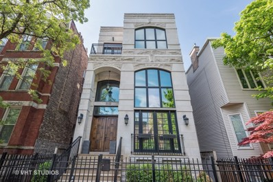 1111 W Wrightwood Avenue, Chicago, IL 60614 - #: 09967036