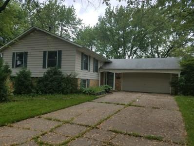 1600 Roder Court, Streamwood, IL 60107 - MLS#: 09967160