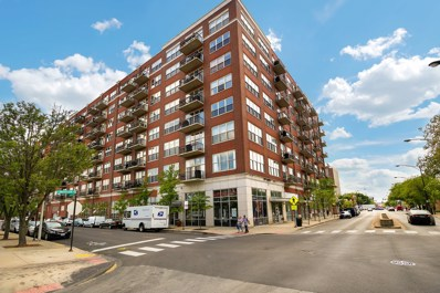 6 S Laflin Street UNIT 724, Chicago, IL 60607 - MLS#: 09967220