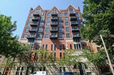1444 N Orleans Street UNIT 6J, Chicago, IL 60610 - MLS#: 09967334