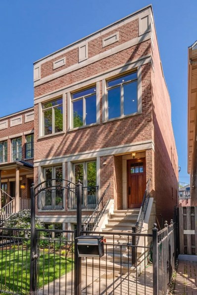 2034 W Barry Avenue, Chicago, IL 60618 - MLS#: 09967913