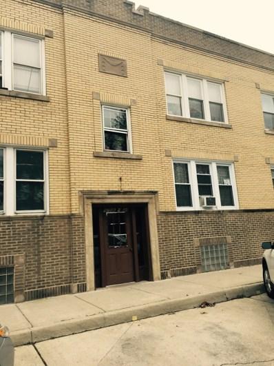 5704 W GEORGE Avenue UNIT 1, Chicago, IL 60634 - MLS#: 09967934