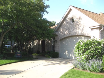347 Wentworth Lane, Bloomingdale, IL 60108 - #: 09967992