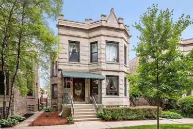 2507 N Mozart Street, Chicago, IL 60647 - MLS#: 09968202