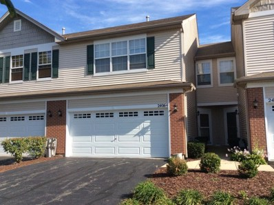 24064 WALNUT Circle, Plainfield, IL 60585 - MLS#: 09968286