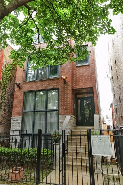 942 N Wolcott Avenue UNIT 2, Chicago, IL 60622 - MLS#: 09968932