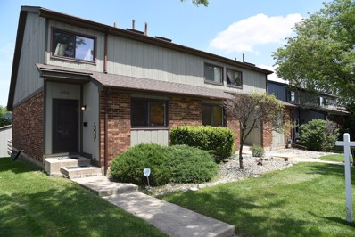 654 Rosner Drive, Roselle, IL 60172 - #: 09968955