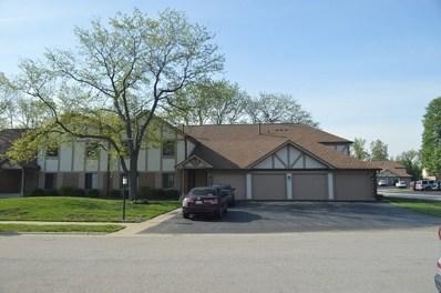 901 Surrey Drive UNIT 1B, Schaumburg, IL 60193 - #: 09969028