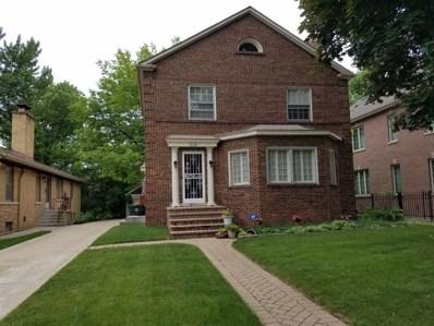 108 S Merrill Street, Park Ridge, IL 60068 - #: 09969073