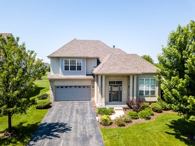 12350 S BLUE WATER Parkway, Plainfield, IL 60585 - MLS#: 09969285